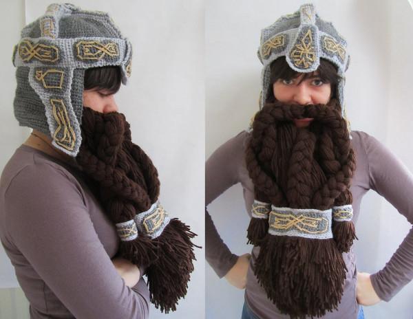 crochet-dwarf-helmet