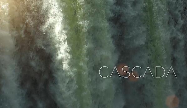 Cascada Perfect Waterfall