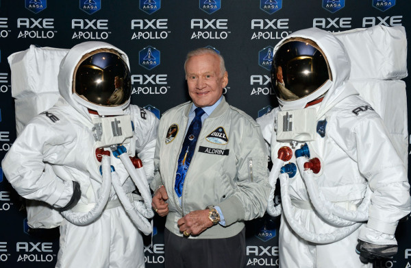 AXE To Send 22 Guys To Space With New Apollo Campaign