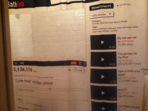 small_youtube shower curtain
