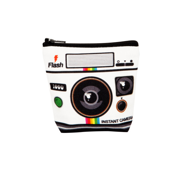 Techno Photo Porte-monnaie - Purse Recto