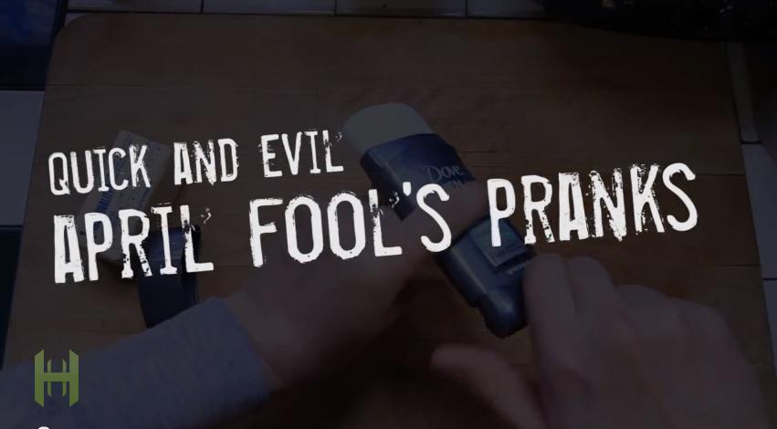 pranks
