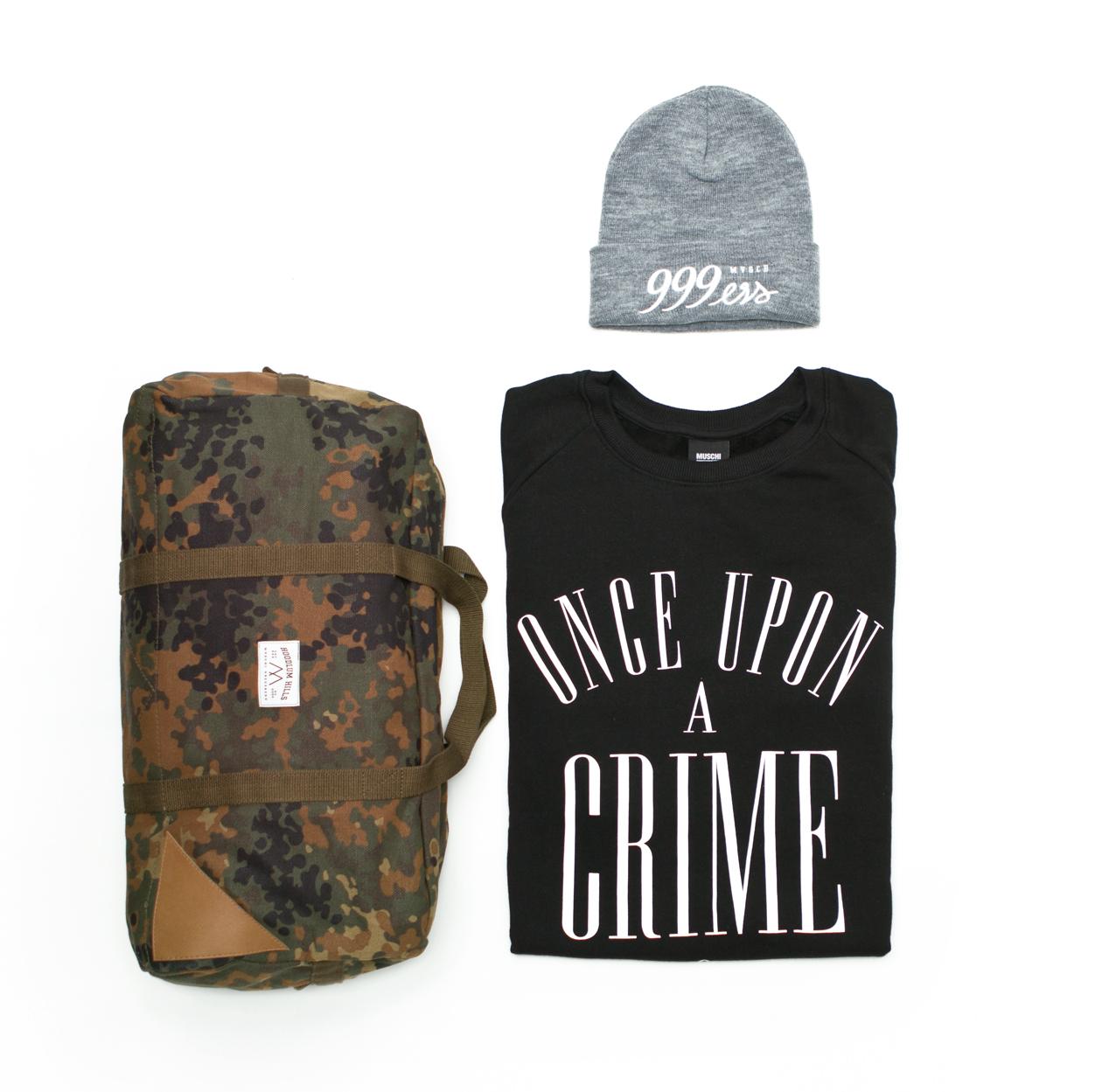 _Kombishot_ArmourflageBag_dark_999ersTHughugger_grau_CrimeSweater