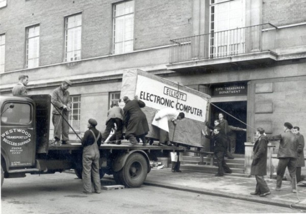 small_computer delivery 1957