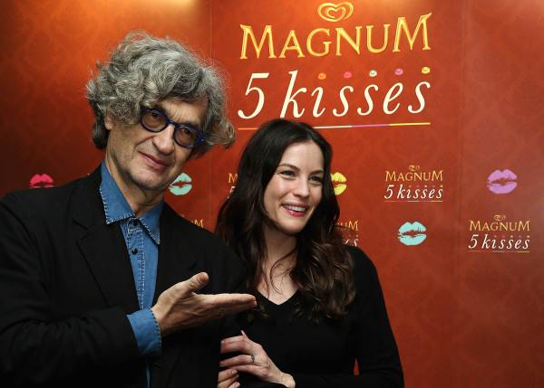 Magnum 5 Kisses Collaborates With Liv Tyler And Wim Wenders