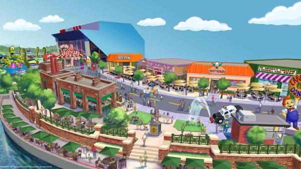 simpsons-theme-park