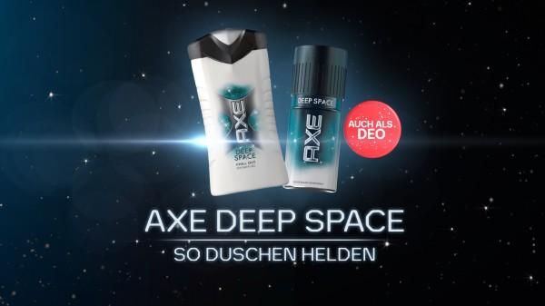 Axe Deep Space_Dusche und Deo