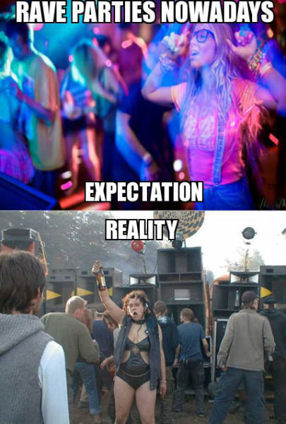 Rave-parties