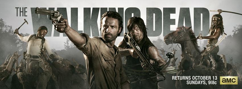 The Walking Dead Season 4 Trailer