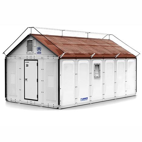 dezeen_Ikea-develops-flat-pack-refugee-shelters-1
