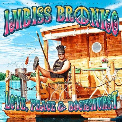 Imbiss-Bronko-Love-Peace-und-Bockwurst-Cover
