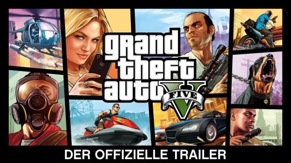 Neuer GTA V – Trailer