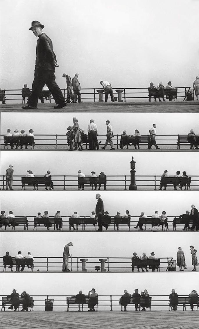 Harold-Feinstein-Sheet-Music-Montage-Coney-Island-1950-685x1132