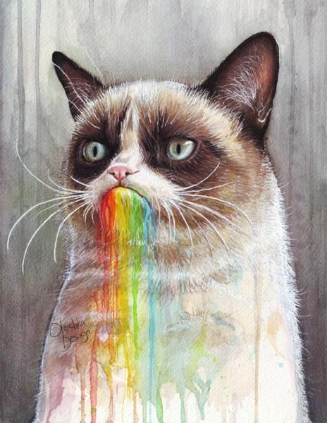 grumpy-cat-tastes-the-rainbow