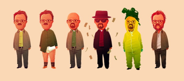 the_evoultion_of_walter_white