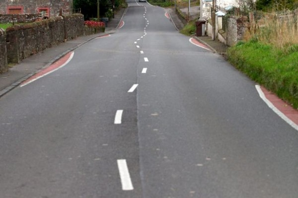 Crooked-Road-Lines-in-Scottish-Village