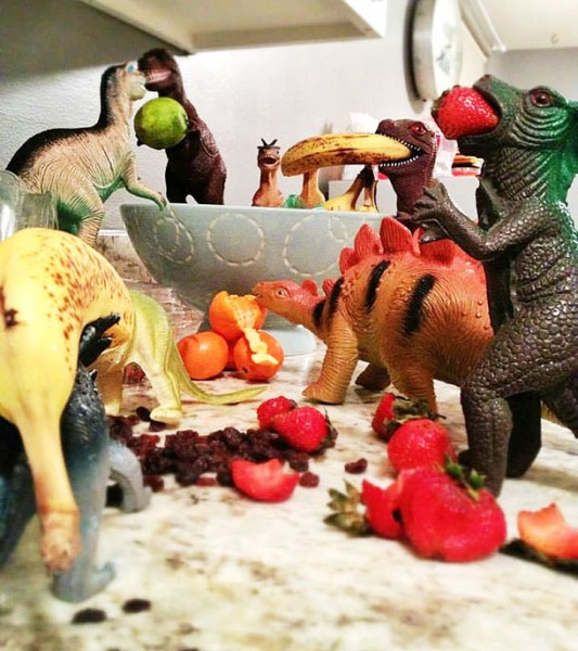 Parents-Bring-Toy-Dinosaurs-To-Life-For-Dinovember-1