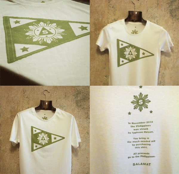 Philippinen-T-Shirt
