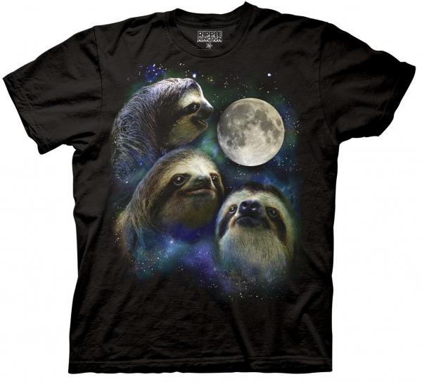 small_three sloth moon
