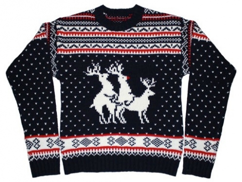 small_reindeer threesome sweater