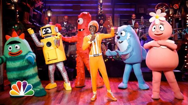 Yo Gabba Gabba ft. Biz Markie – Christmas is upon us