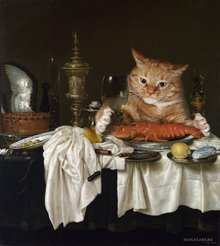Svetlana-Petrova-Zarathustras-fat-cat-art-2-1