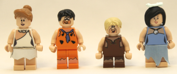flinstones-lego-minifigs