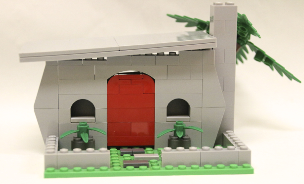 lego-flintstones-house