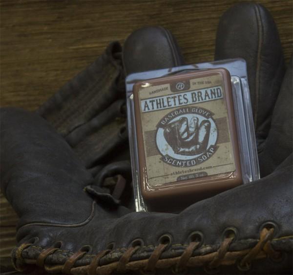 Baseball-Glove-Scented-Soap