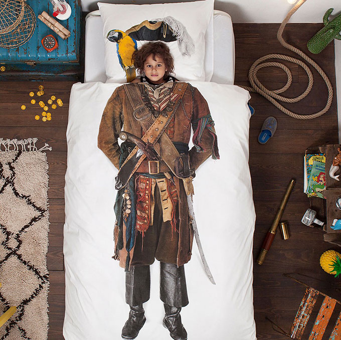 Pirate-Duvet-Cover