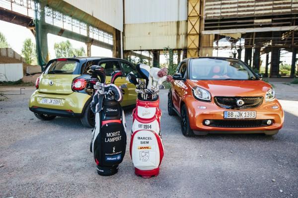 Golfsport/ smart urban golf, Mailand, 22.09.2014