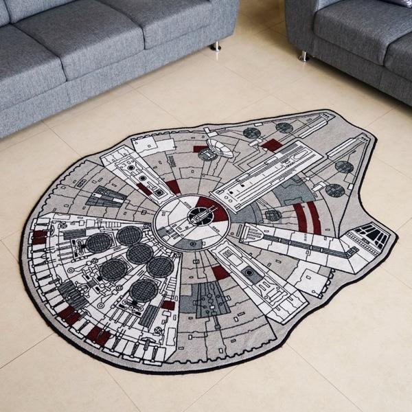 millennium-falcon-rug