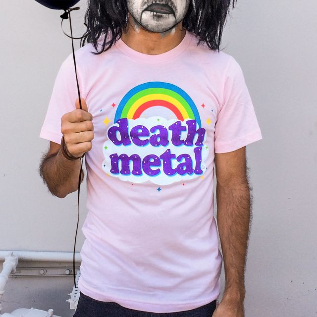 Death-Metal-Pink-T-Shirt