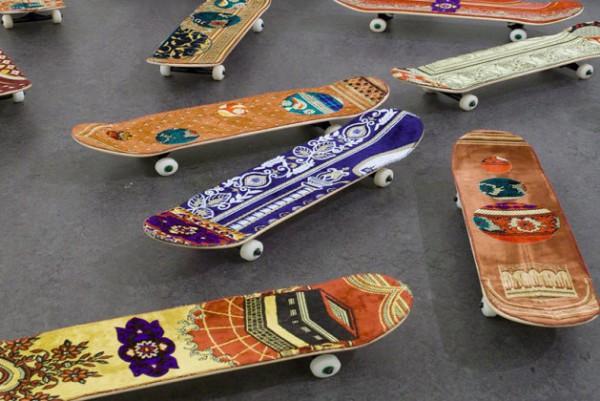 mounir-fatmi-skateboards-1-630x420
