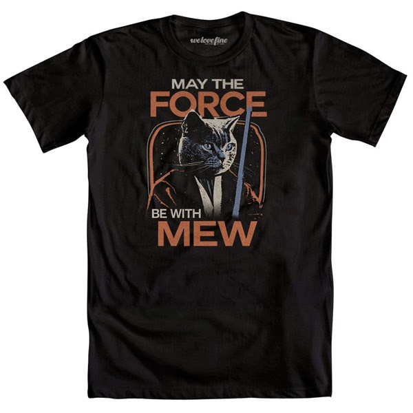 May-The-Force-Be-With-Mew-T-Shirt