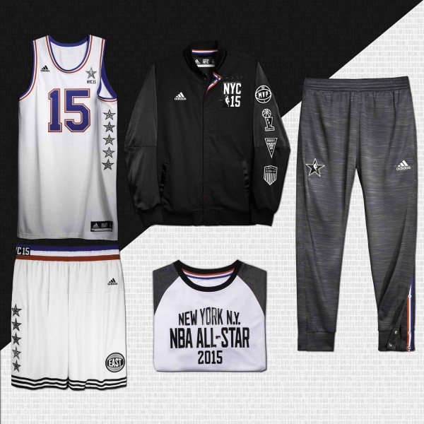 adidas NBA All-Star Collection Lay Down East, Sq