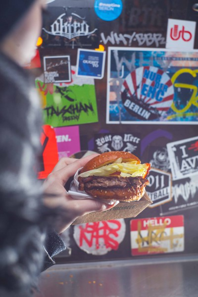 Burgermeister - Berlin