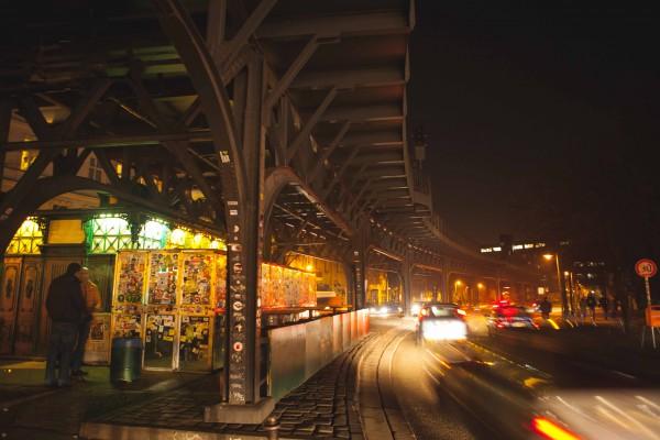 Oberbaumbrücke/Burgermeister - Berlin