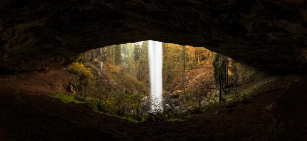Eye of the Waterfall