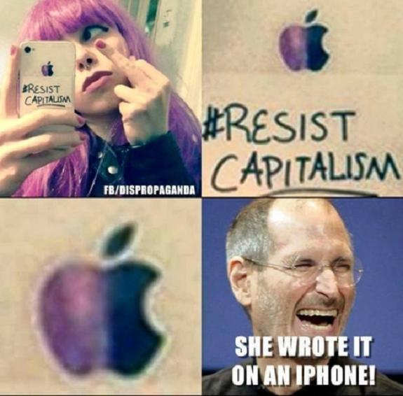 Resist-capitalism