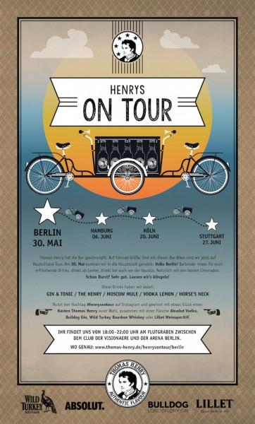 Thomas Henry_Henrys On Tour_E-Flyer