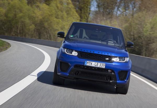 Pressefoto Jaguar Land Rover Deutschland