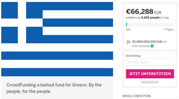Griechenland-rettung