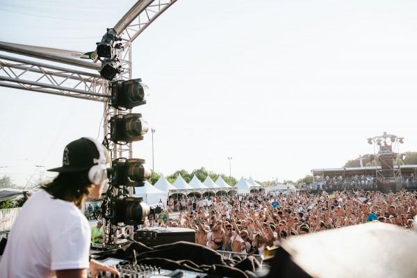 Die Top Acts der EDM Szene brachten die Sync-Tasten zum glühen.