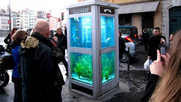 Phone-Booths-Converted-Into-Awesome-Public-Fish-Tanks