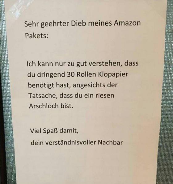 an-den-dieb-meines-amazon-pakets