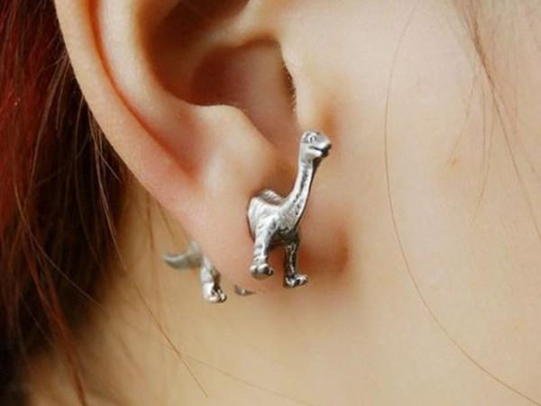 Dinosaurs-Ears-Earrings