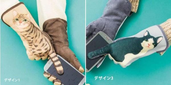 Katzen-Schwanz-Handschuh
