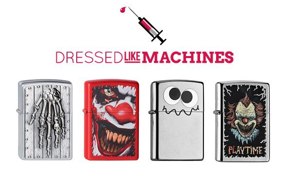 Zippo_Dressed like Machines