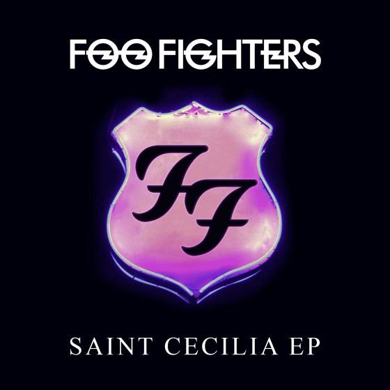 Saint_Cecilia_Foo_Fighters_EP